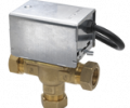 Honeywell motorized midposition valve